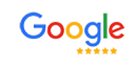 google review and rating logo