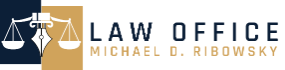 Ribowsky Law, Queens NY personal injury attorney logo